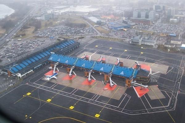 Tallinna Lennujaama lennuliiklusala ehitusleping uudis